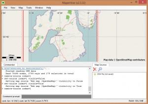Creating offline maps using Maperitive – MapPad